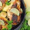 Citrus Chicken Cast Iron Skillet Recipe