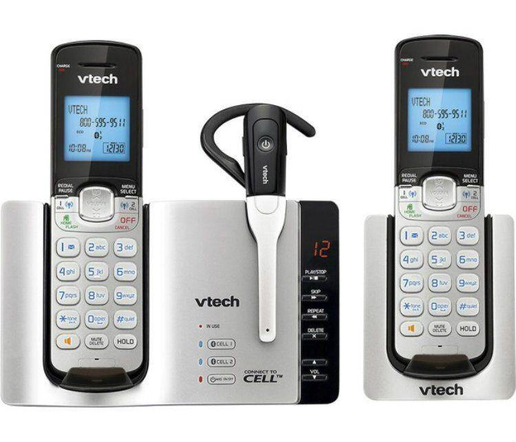 VTECH CONNECT CELL UNIT
