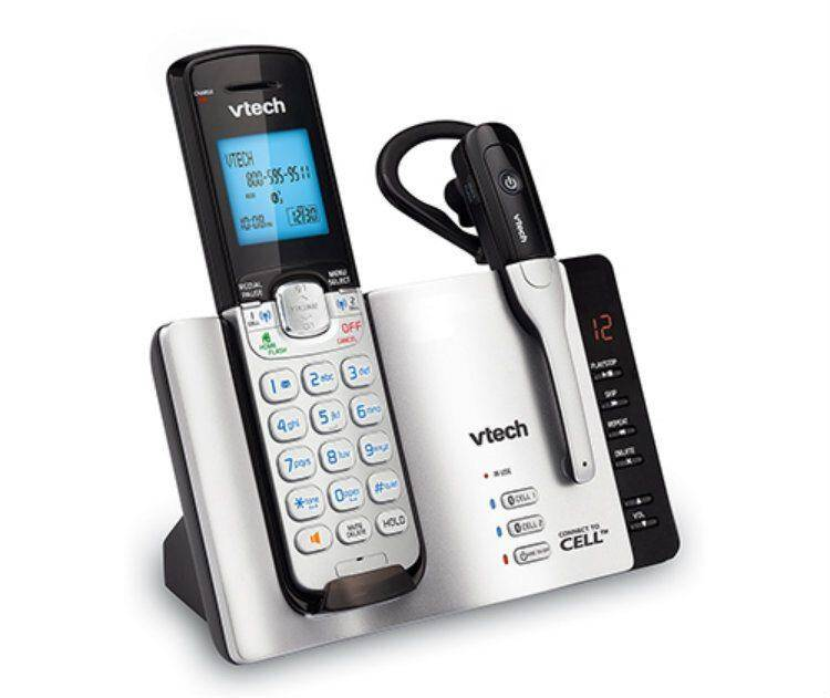 vtech CONNECT TO CELL