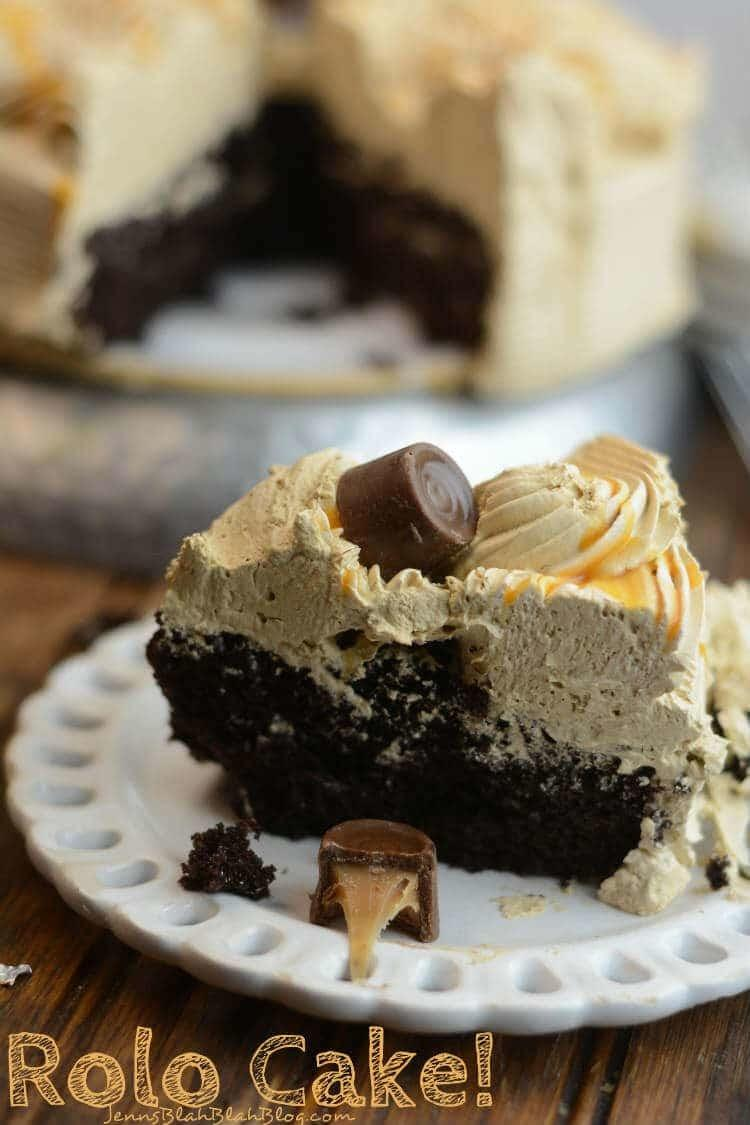 rolo cake recipe
