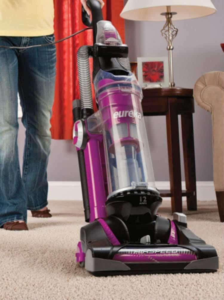 Eureka AirSpeed All Floors® vacuum Giveaway