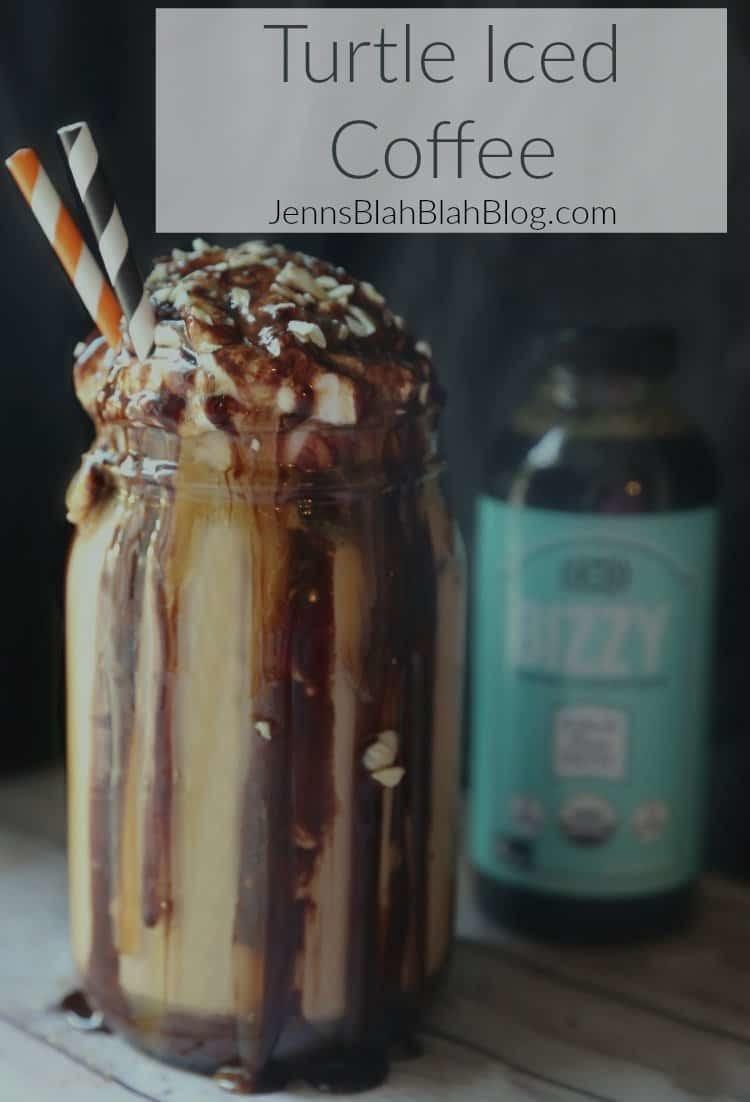 Turtle Iced Coffee Recipe