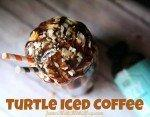 Turtle Iced Coffee Recipe