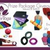 Yoga Lovers Giveaway