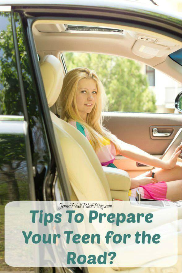 Tips To Prepare Your Teen for the Road