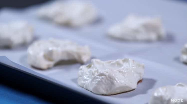 Upside Down Lemon Meringues Recipe