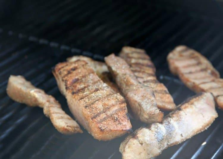 grilling country ribs