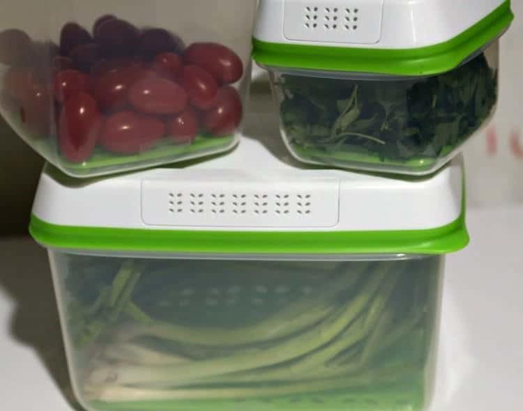 veggies for rib dogs