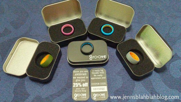 Get in the Groove with Groove Life Rings Giveaway