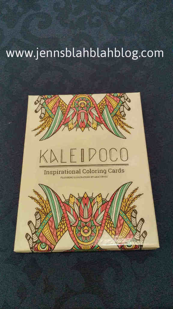 Color Me Inspired with Kaleidoco Art Giveaway