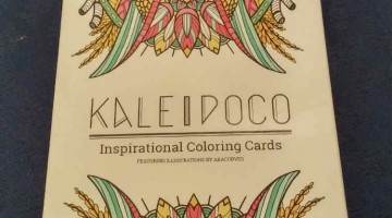 Color Me Inspired with Kaleidoco Art