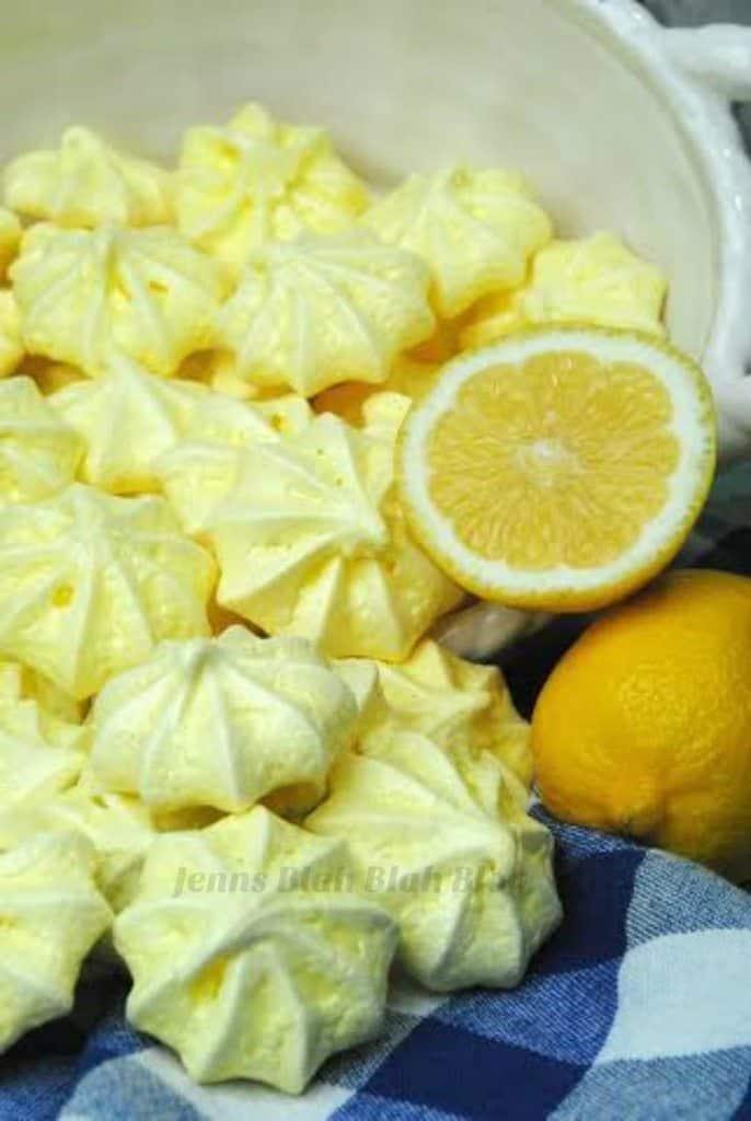 Lemon Meringue Cookies 5