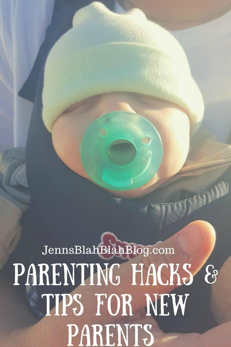 Parenting Hacks & Tips for New Parents