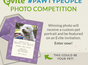"Take The Quiz: ""Which Pet Party Fits You?"" + Photo Contest"