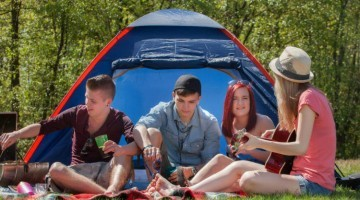Tricks to Make Camping a Little Less of a Hassle This Summer