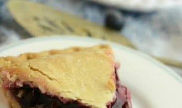 Berry Delicious Triple Berry Pie Recipe