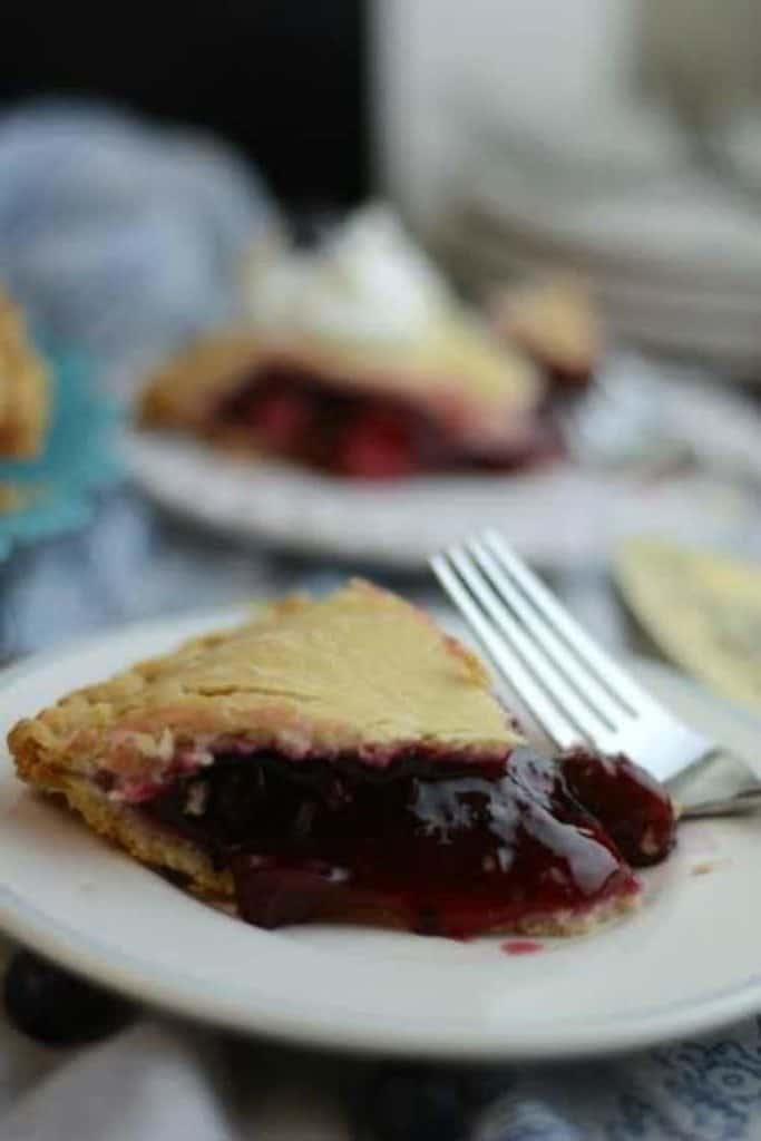 Berry Delicious Triple Berry Pie Recipe