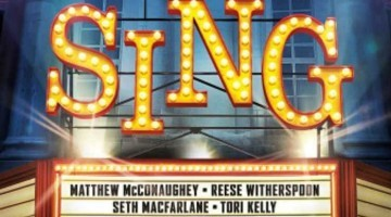SING – THE MOVIE