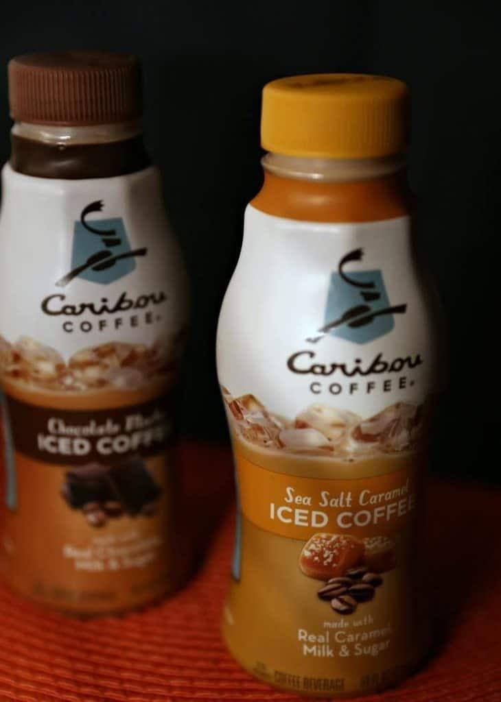 caribou premium iced coffee