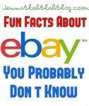 Fun Facts About eBay You Probably Don't Know