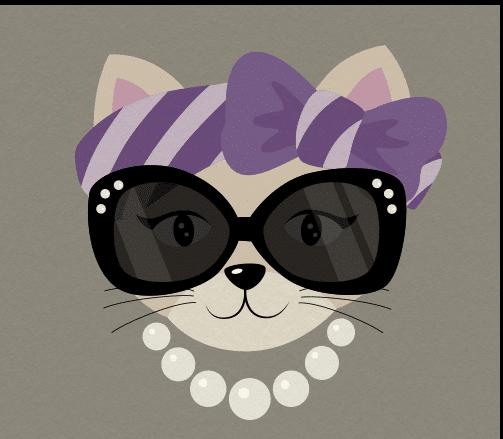 cat invitation