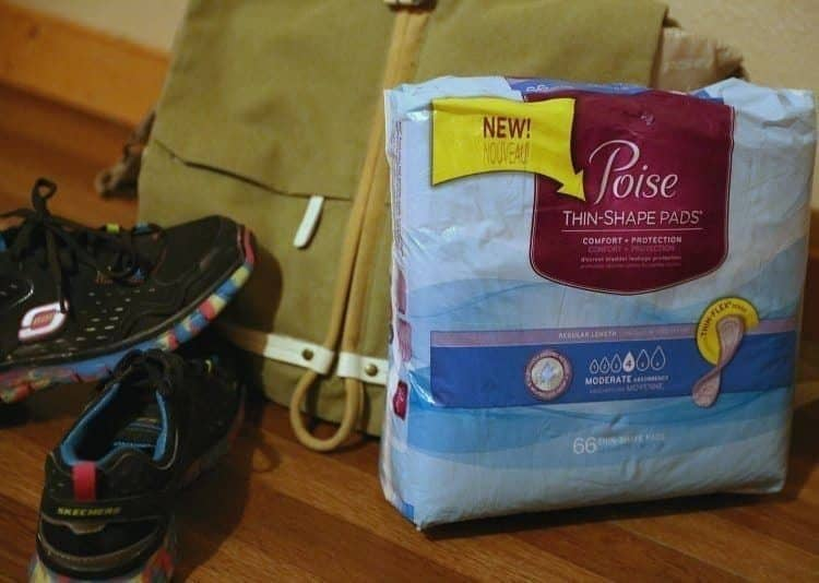 poise thin pads