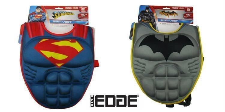 SUPERMAN 3D VEST