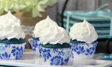 Blue Curacao Cupcakes Recipe You'll Love!