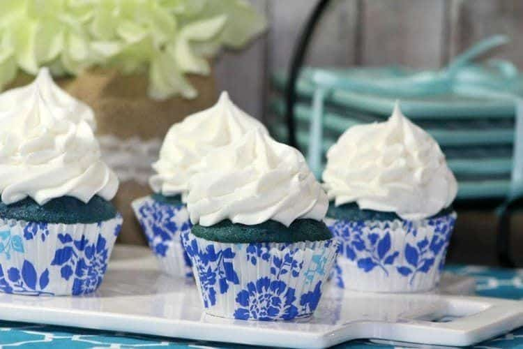 Blue Curacao Cupcakes Recipe You'll Love!