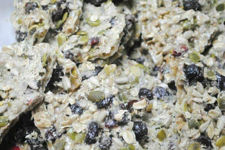 Granola Brittle 1
