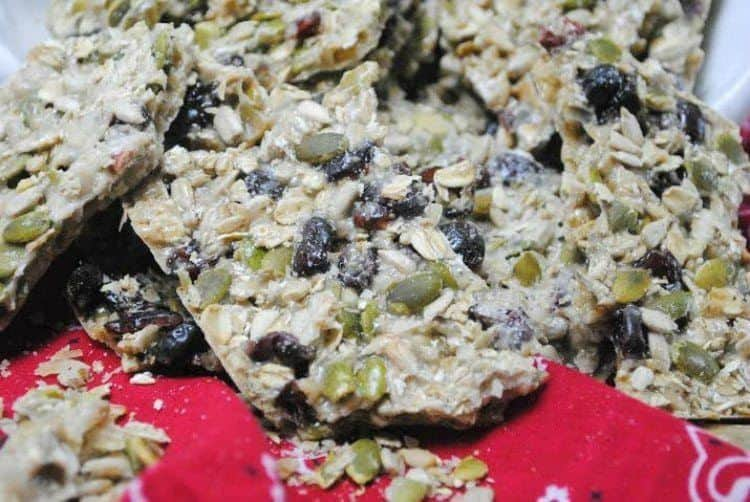 Delicious Granola Brittle Recipe You'll Love