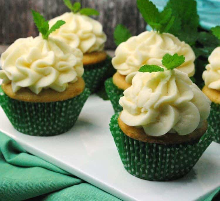 Mint Julep Cupcakes Recipes