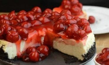 New York Cherry Cheesecake Recipe!!!