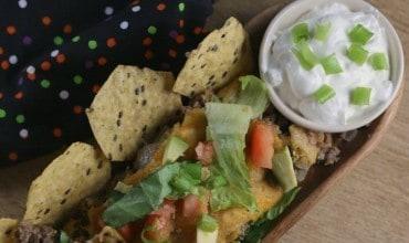 Quick & Easy Green Chili Chip Enchiladas Recipe