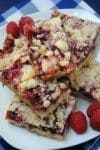 Yummy, Raspberry Bars Recipe You Don't Want To Miss