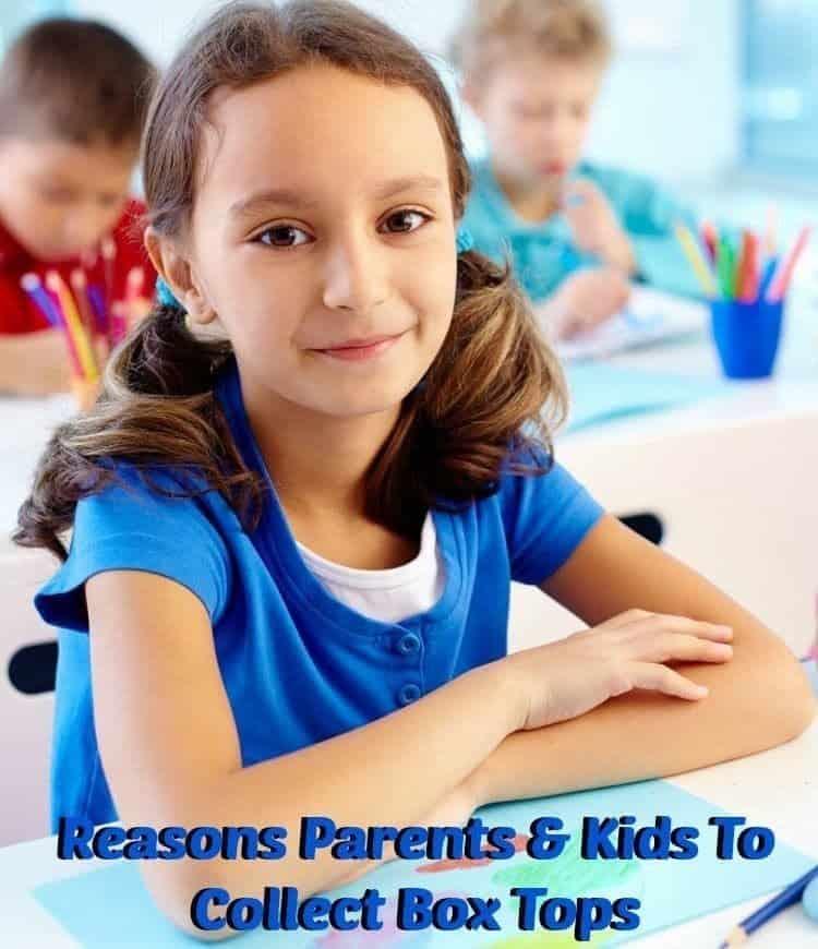 Reasons Parents & Children Should Collect Box Tops