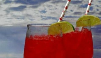 Sea Breeze Mocktail Drink Recipe