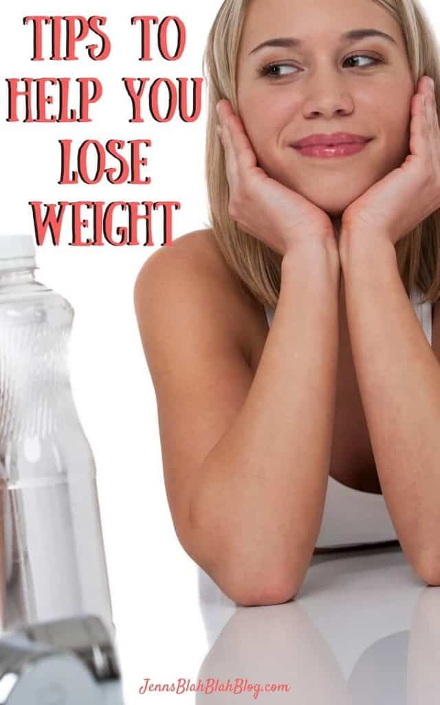 Tips To Help You Lose Weight