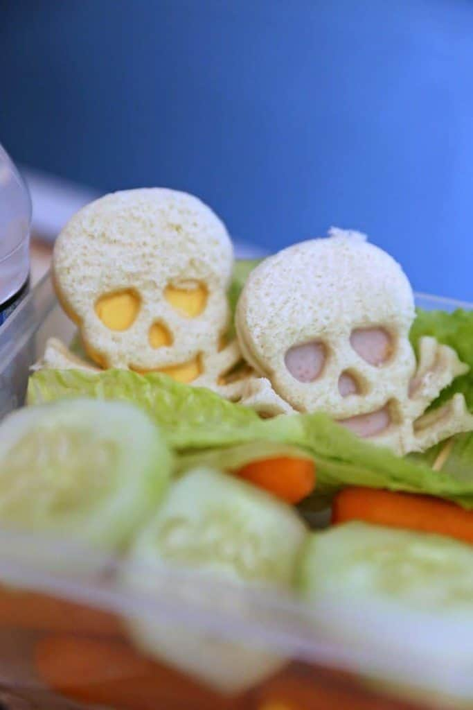 Pirate Themed Lunch Box Ideas
