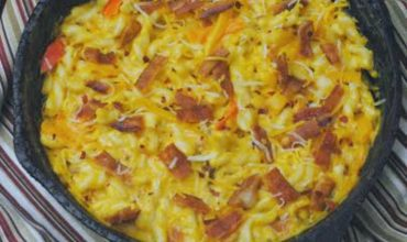 Try this Cheesy Southwest Mac & Cheese