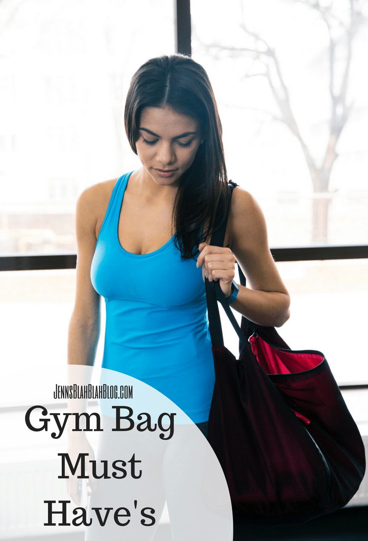 Gym Bag Must Have's