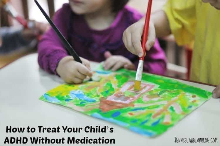 How to Treat Your Child's ADHD Without Medication