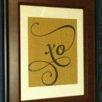 Win a Burlap Wall Hanging (Winner's Choice) Giveaway