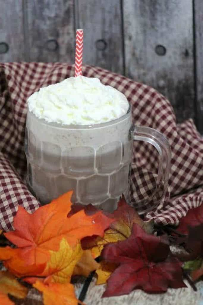 Pumpkin Pie Hot Cocoa