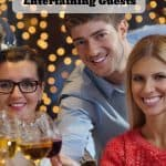 Quick and Easy Tips to Prepare for Entertaining Guests + Giveaway