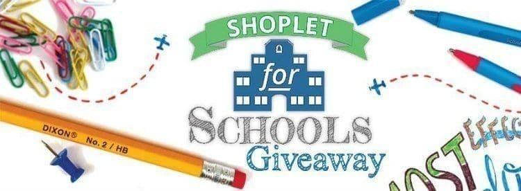 Win Tons of School Supplies to Donate to the School of your Choice