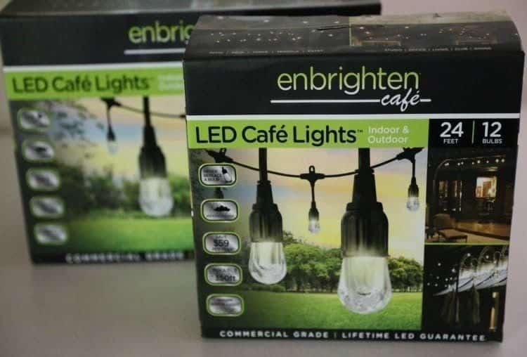 Enbrighten Café Lights by Jasco