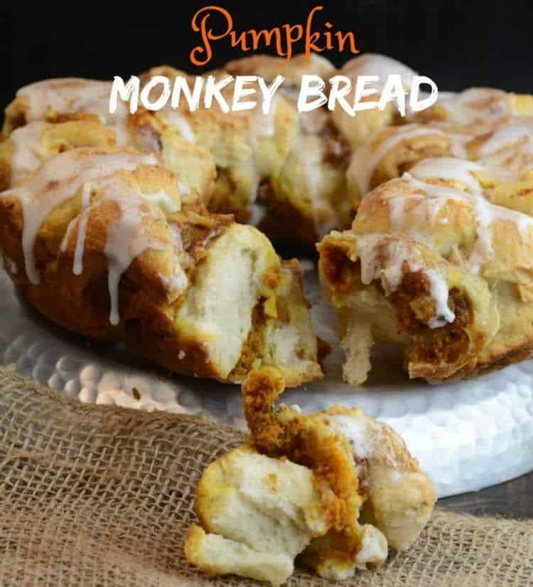 Delicious Pumpkin Monkey Bread Recipe Is a MUST Try