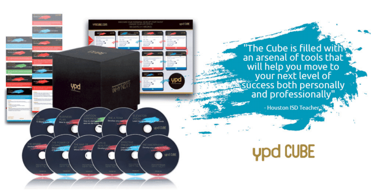 YPD CUBE, Helping Your Child Discover Their Potential in the 21st Century 1