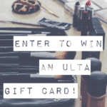 Ultra Gift Card Giveaway